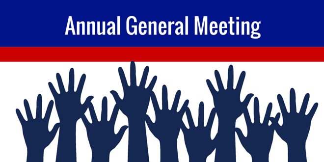 Annual General Meeting – 2015