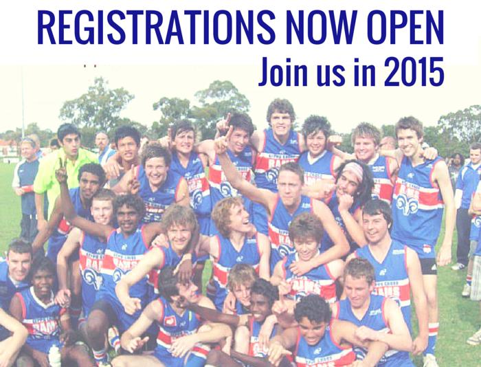 2015 Registrations Now Open